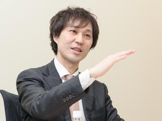 絹田義也氏