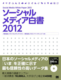 GREE/mobageは暇つぶし、Twitterは情報発信・収集、mixiとFacebookはコミュニケーション目的 | ソーシャルメディア白書2012 ハイライト #2 | Web担当者Forum