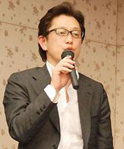 菊井 健一氏