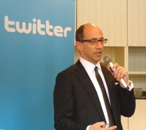 Dick Costolo (CEO at Twitter)