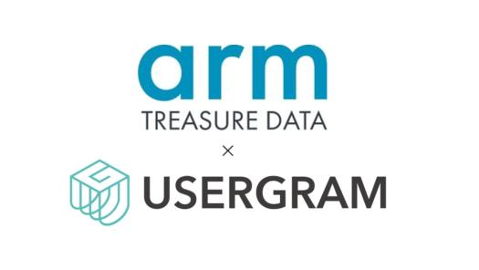 ビービットのモーメント分析クラウド「USERGRAM」が 「Arm Treasure Data eCDP」とデータ連携を開始